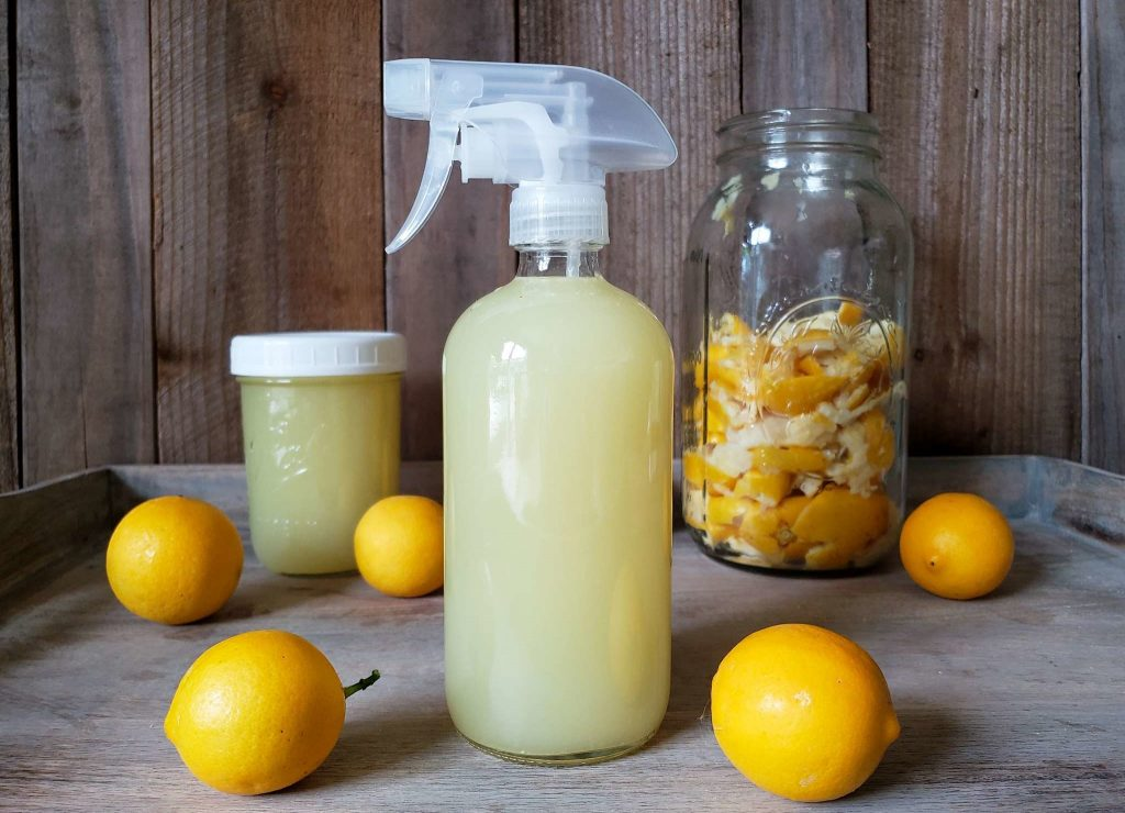 Things you need to make a DIY cleaning solution